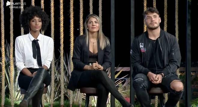 A décima segunda Roça de A Fazenda 11 foi formada por Sabrina, Hari e Lucas Viana