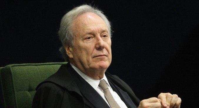 O ministro Ricardo Lewandowski, do Supremo Tribunal Federal
