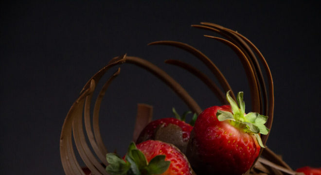decoração chocolate rafaela rissoli