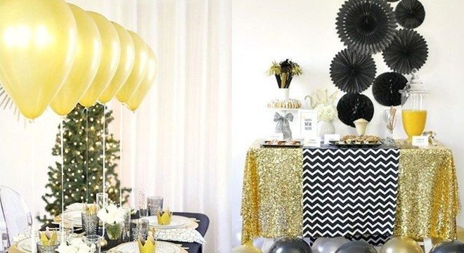 Decoração de Ano-Novo: veja ideias para enfeitar a casa no Réveillon