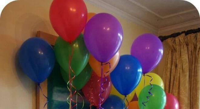 decoracao de festa infantil canto das lembrancinhas