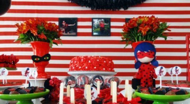 Decoração festa ladybug ideas