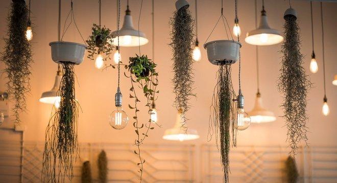 Iluminação traz personalidade ao ambiente