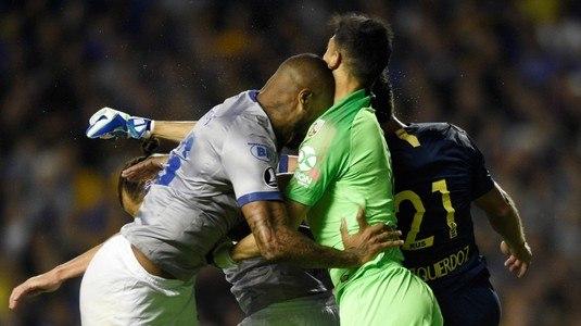 Erro contra o Cruzeiro reafirma. Argentinos mandam na Conmebol