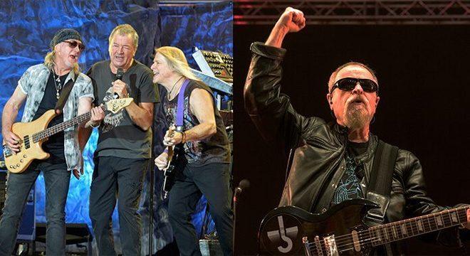 Deep Purple anuncia novo disco e turnê com Blue Öyster Cult em 2020