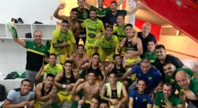 Defensa y Justicia  um perfil do rival do Botafogo na Sul-Americana – 93d66c32228f1