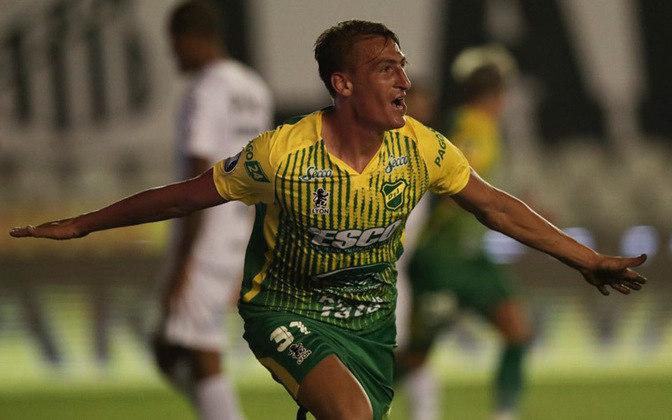 DEFENSA Y JUSTICIA (ARG) – Terceiro colocado no Grupo G da Libertadores, o time argentino também vai entrar nessa segunda fase da Copa Sul-Americana. O Defensa é mais uma equipe do primeiro pote do sorteio.