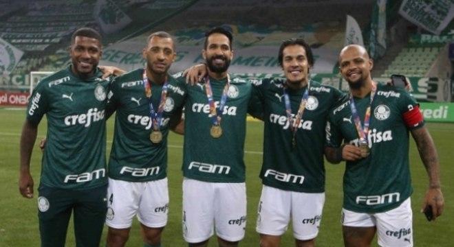 Defesa Palmeiras