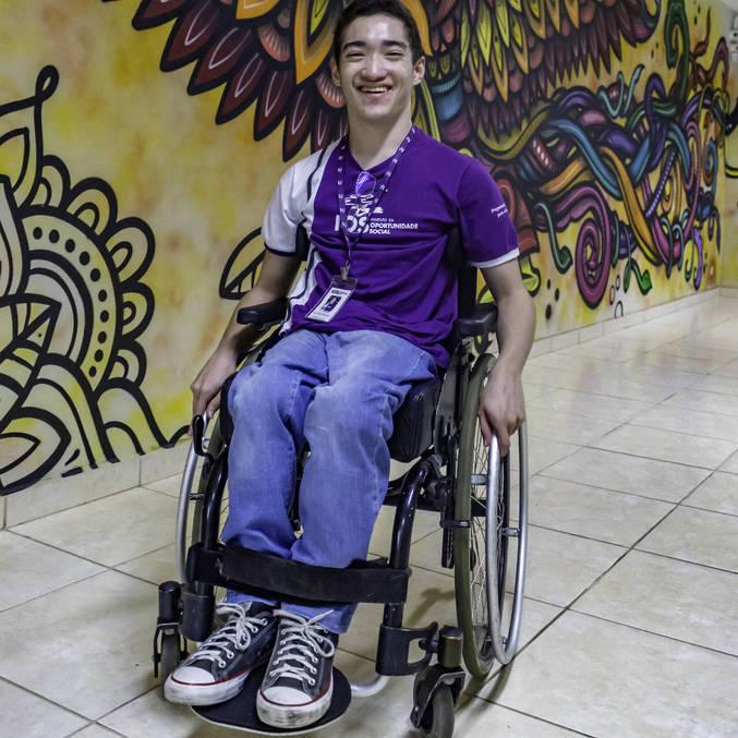 Dell e IOS abriram 45 vagas de curso voltado para pessoas com deficiência