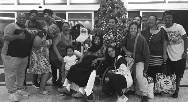 Família da cantora esteve presente ao longo do tratamento