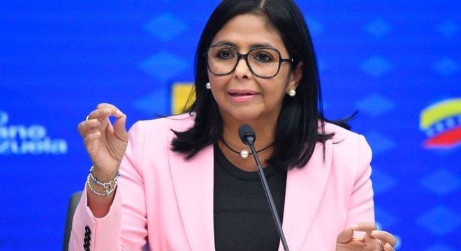 Anúncio sobre confirmação de casos na Venezuela foi feito pela vice-presidente, Delcy Rodríguez