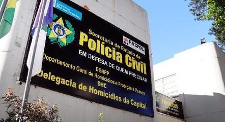 Delegacia de Homicídios da Capital investiga o caso