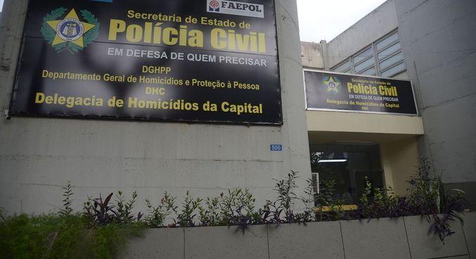 Delegacia de homicídios investiga morte de homem em Bangu, zona oeste do Rio