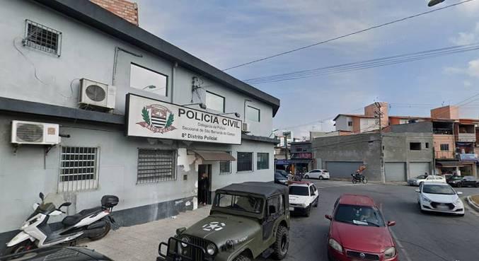 Caso será registrado no 8º Distrito Policial de São Bernardo do Campo
