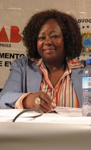 Maria foi a 1ª delegada negra de SP