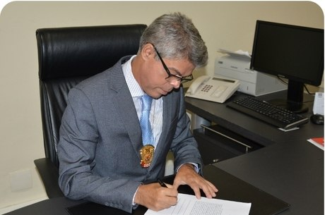 Delegado assumiu o Detran em dezembro de 2017