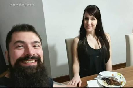 Paulo e Priscila estavam juntos havia cerca de um mês