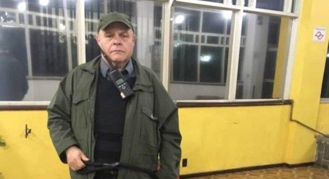 Joaquim Alves Dias, 66 anos, era assistente do delegado-geral da Polícia Civi de SP