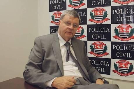 Paulo Bicudo assumir a Delegacia Geral em 26 de junho