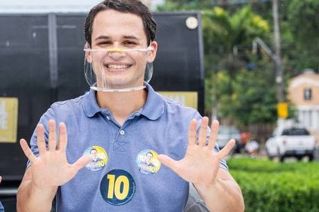 Pazolini foi eleito prefeito de Vitória