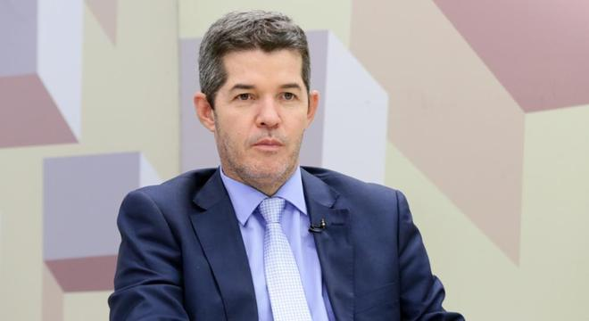 Deputado Delegado Waldir (PSL-GO). Líder do PSL na Câmara