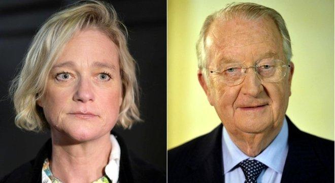 Artista belga Delphine Boël dizia desde 2005 que Albert 2º era seu pai