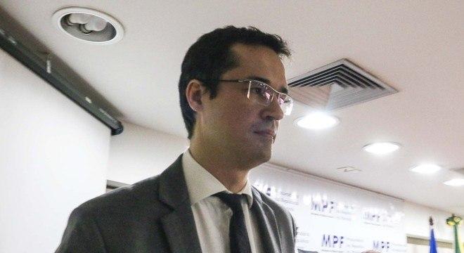 Procurador da República Deltan Dallagnol, coordenador da Lava Jato de Curitiba