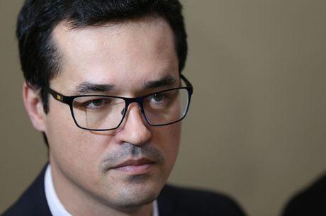 O procurador Deltan Dallagnol, coordenador da Lava Jato no PR
