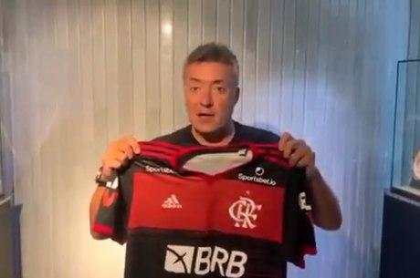 Domènec Torrent já falou com a camisa do Flamengo