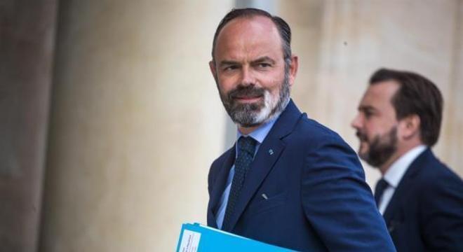 Macron manteve-se em segredo sobre o destino de Philippe.