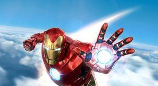 Demo de Iron Man VR para PlayStation VR é lançado na PS Store