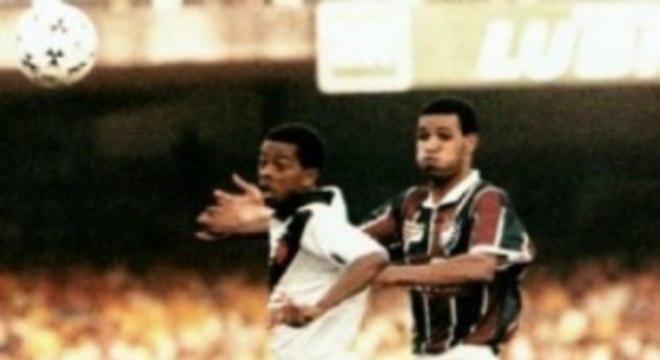 Dener - Vasco x Fluminense