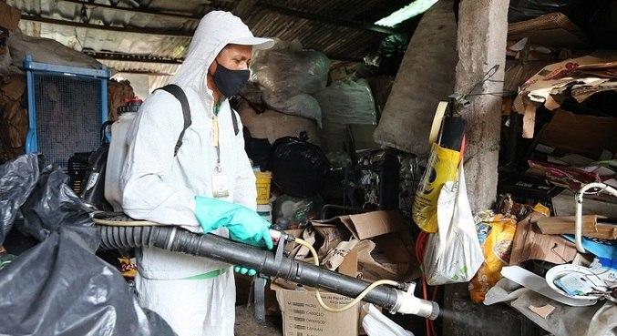 Trabalho de agentes de zoonoses segue ativo na pandemia