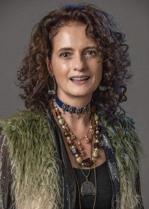 Denise Fraga está em 'Um Lugar ao Sol'