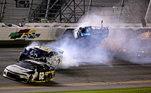 Denny Hamlin, Ryan Newman, Nascar, Daytona 2020