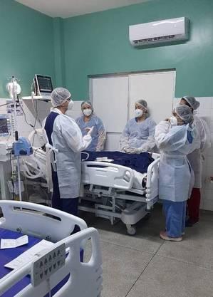 Em PE, auxiliares de enfermagem foram treinados por dentistas
