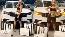Deolane Bezerra gasta fortuna em compras de luxo: 'Atura ou surta'