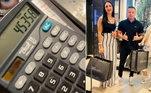 A advogada criminalista deu o que falar após ostentar uma compra de R$ 45.358,00 nas redes sociais. A atitude dividiu opiniões entre os internautas. A influenciadora digital bateu o recorde de loja de grifes de luxo por ter gasto omaior valor já registrado em uma única compra
