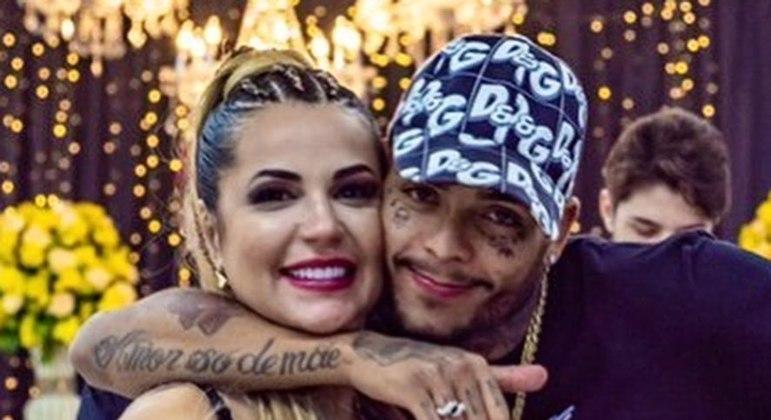 Deolane Bezerra era esposa de MC Kevin