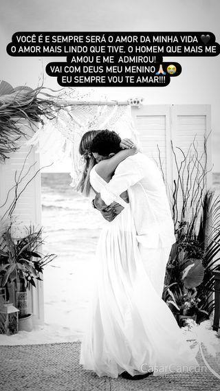 Deolane Bezerra e MC Kevin se casaram em abril deste ano