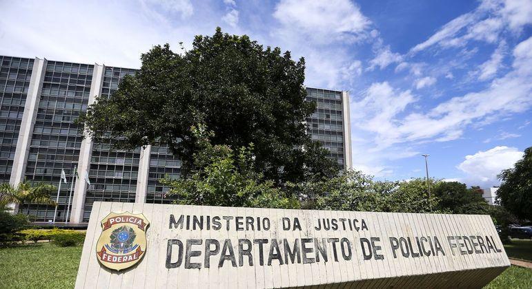 Departamento de Polícia Federal, em Brasília