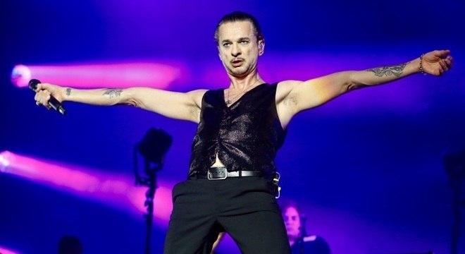 O Depeche Mode agitou o público em São Paulo, em 2018