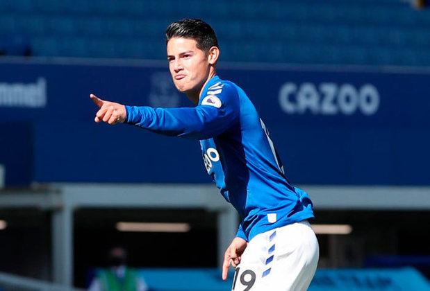 Depois da boa participação foi contratado pelo Real Madrid, mas nunca conseguiu se firmar. Hoje é destaque do Everton da Inglaterra.