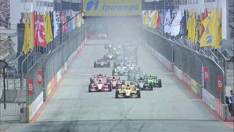 Depois da Indy, mais ninguém. Foi a segunda vez que a Fórmula E tentou correr no Brasil, mas não seguiu adiante