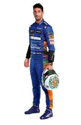 Depois de dois anos na Renault, Daniel Ricciardo foi para a McLaren na vaga de Carlos Sainz, que partiu para a Ferrari