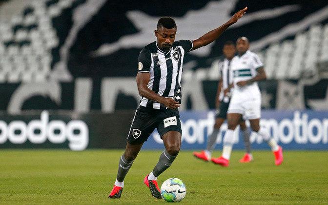 Depois de Honda, o torcedor do Botafogo teve contato com a segunda grande contratação para 2020: Salomon Kalou. Após deixar o Hertha Berlin-ALE, o marfinense chegou sem custos e com a responsabilidade de assumir o comando do sistema ofensivo do Alvinegro.