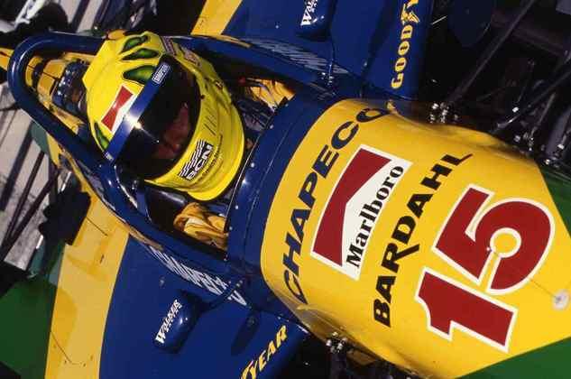 Depois de sofrer em equipes pequenas na Fórmula 1, Christian Fittipaldi decidiu mudar de continente e foi para a CART, onde correu de 1995 a 2002, conquistando duas vitórias no período