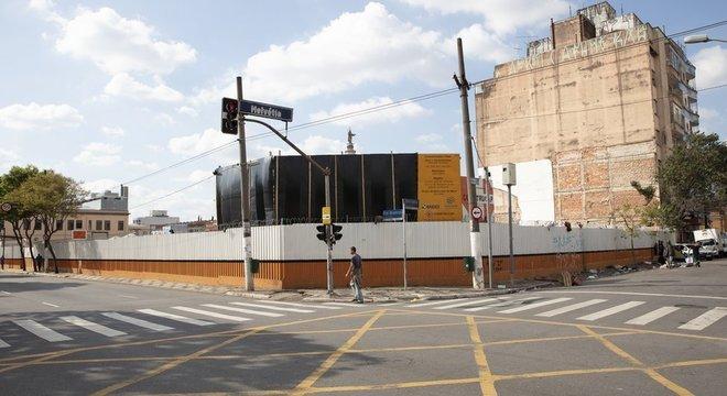 Depois do início das obras, construção do Hospital Pérola Byington deve demorar 36 meses para ficar pronta