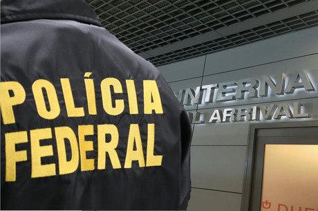 PF prendeu dois homens em Confins