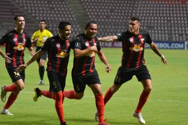 Deportivo Lara: 3º colocado do Campeonato Venezuelano - Entra na segunda fase do torneio.